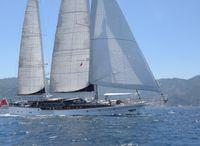 2010 Custom steel hull motor sailor gullet