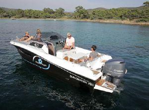 2022 Pacific Craft 750 Sun Cruiser
