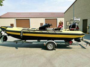2001 Osprey Seaharrier