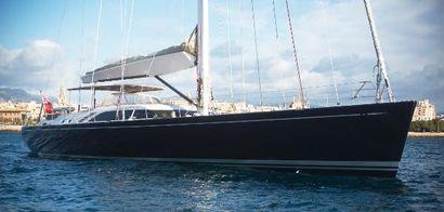 2008 100' Nautor Swan-100 Palma de Mallorca, ES