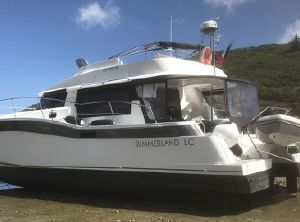 2014 Fountaine Pajot Summerland 40 LC