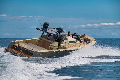 2021 43' Moonride-Runabout 43 Rome, IT