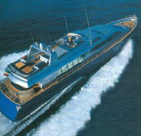 2001 105' Motor Yacht-Santa Margherita Athens, GR