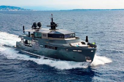 2015 114' 10'' Arcadia-115 Le Golfe Juan, FR