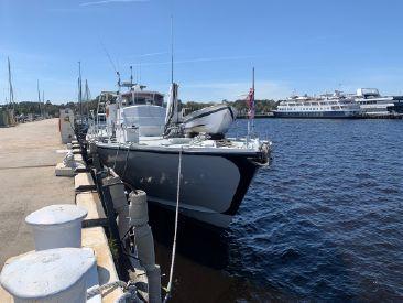 1968 98' US Navy-Patrol Boat Green Cove Springs, FL, US