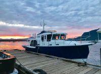 2006 Pilothouse Rockport Fast Trawler