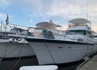 1978 Hatteras 53 Yacht Fisherman