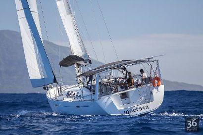 2012 53' 4'' Beneteau-Oceanis 54 Tahiti, PF