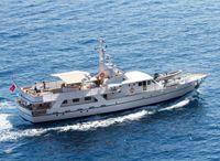 1978 SNCB Motor Yacht