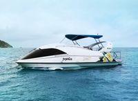 2021 Paritetboat Glass Bottom Boat LOOKER 440GB
