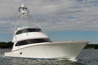 2014 82' Viking-82 Enclosed Bridge Coral Gables, FL, US