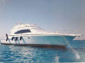 2002 Bertram BERTRAM 510 FISHER