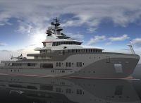 2022 Superyacht Frontier 85m