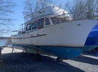 1981 Albin 36 Trawler