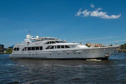 2000 141' Christensen-Motoryacht New Smyrna Beach, FL, US