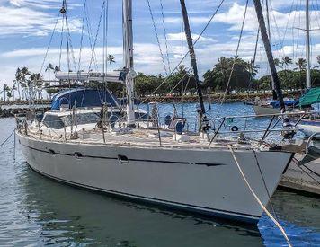 2005 64' Tayana-CC Staysail Sloop Honolulu, HI, US