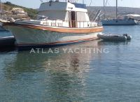 2001 Custom 13m GRP Trawler 2 ENGINES