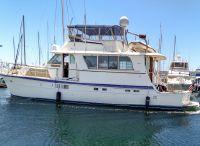 1978 Hatteras Cockpit Motor Yacht