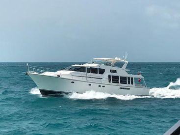 2000 65' Pacific Mariner-65 Motoryacht Lighthouse Point, FL, US