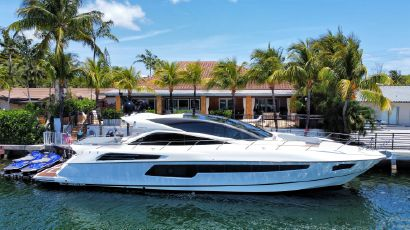 2015 68' Sunseeker-Predator 68 Ft Lauderdale, FL, US