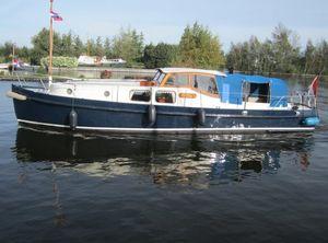 1942 Bedrijfsvaartuig Ex-politieboot