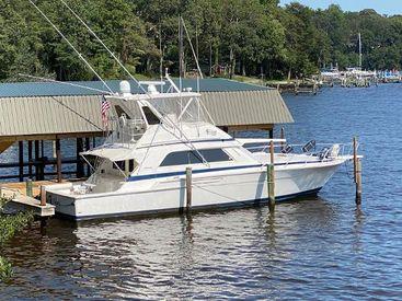 1995 50' Bertram-Sportfisherman Annapolis, MD, US
