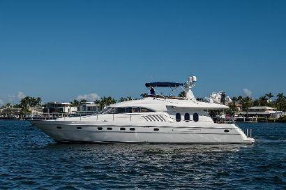 2000 72' Viking-Sport Cruiser / Princess Fort Lauderdale, FL, US