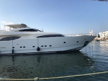 2001 98' 5'' Ferretti Yachts-94 FR