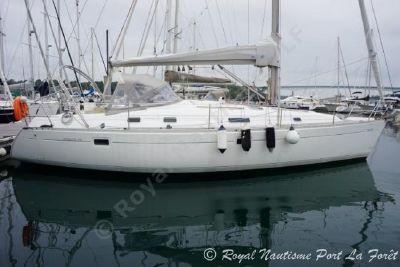 1996 Beneteau 381
