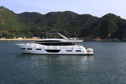 2020 86' Princess-Y85 Hong Kong, HK