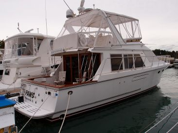 1992 46' Ocean Alexander-46 Sedan Port Washington, WI, US