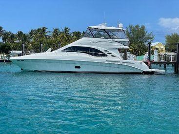 2008 58' Sea Ray-58 Sedan Fort Lauderdale, FL, US