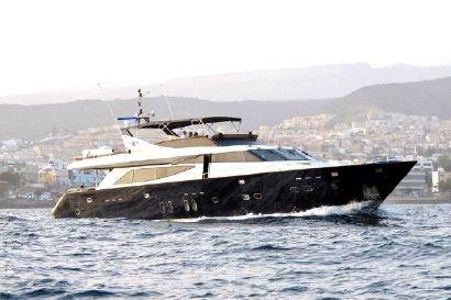 2001 95' Guy Couach-98 Gran Canaria, ES