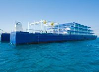 2009 Fisherman's Paradise Hotel Barge
