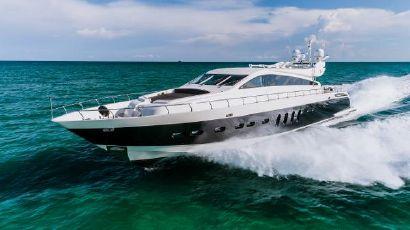 2007 100' Arno Leopard-100 Miami Beach, FL, US