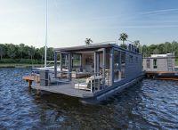 2021 Havenlodge Castalia Houseboat