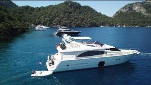 2007 74' 5'' Ferretti Yachts-731 Turkey, TR