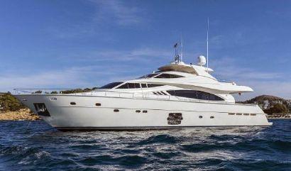 2008 88' 8'' Ferretti Yachts-881 RPH -, TR