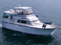 1987 Hatteras 43 Motoryacht