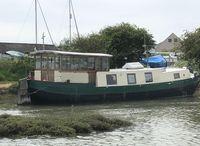 1893 Classic Rietaak 15m Dutch Barge