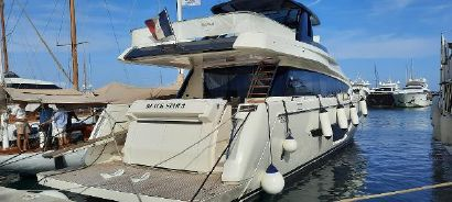 2021 78' 11'' Ferretti Yachts-780 Antibes, 06, FR