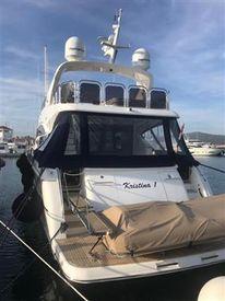 2012 73' 4'' Princess-72' Adriatic sea, HR