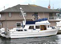 1981 CHB 42 Heritage Trawler