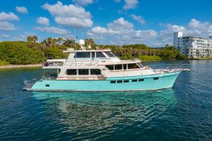 2017 66' Marlow-Explorer With 77 LOA Fort Lauderdale, FL, US