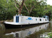 2016 Narrowboat 60' Pendle Cruiser Stern