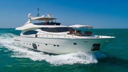 2006 88' 7'' Ferretti Yachts-881 Miami, FL, US