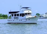 1981 Marine Trader Deckhouse Motoryacht
