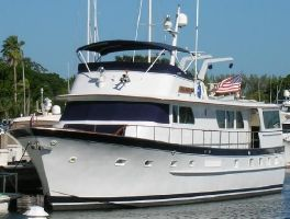 1976 75' Broward-Flybridge Motor Yacht Key West, FL, US