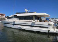 1990 Sanlorenzo 80' Motor Yacht