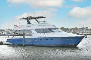 2001 57' Carver-57 Voyager Bay Shore, NY, US